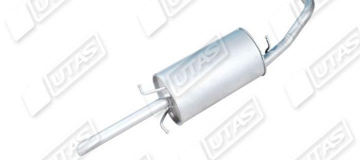 Basic silencer/oval: